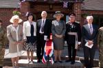 Image: Lord Lieutenant and guests